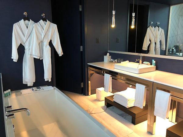 W Montréal - Suite Extrême Wow - Salle de bain