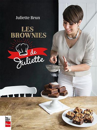 Livre_Les brownies de Juliette