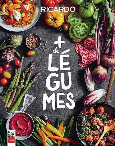 Ricardo - Plus de légumes