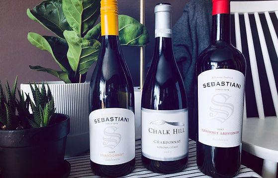 3 vins californiens surprenants - Faciles à déguster et à aimer