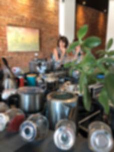 Bristol Chai - Préparation du chai