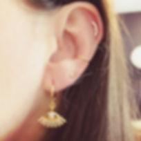 Boucles d'oreilles Horace Jewelry