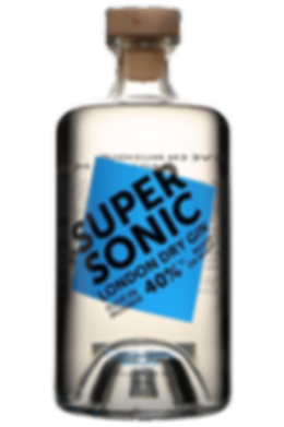 SuperSonic - Gin