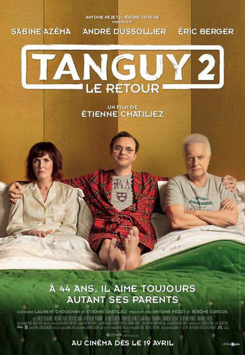 Tanguy 2, le retour_Affiche
