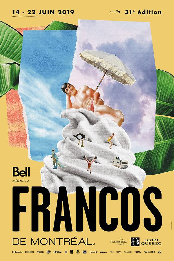 Francos de Montréal 2019
