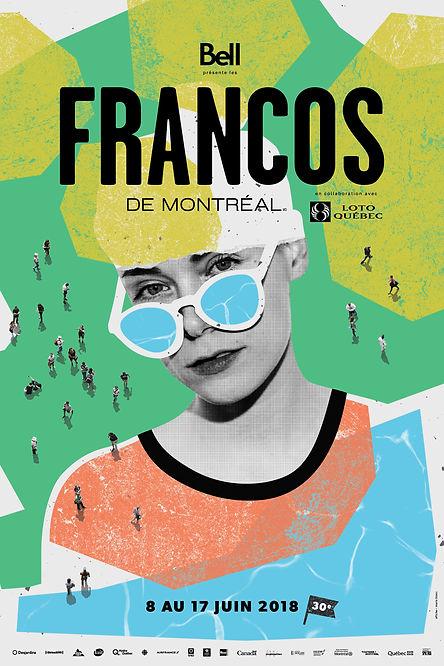 Francos de Montréal 2018