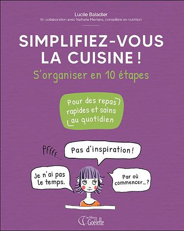 Simplifiez-vous la cuisine!
