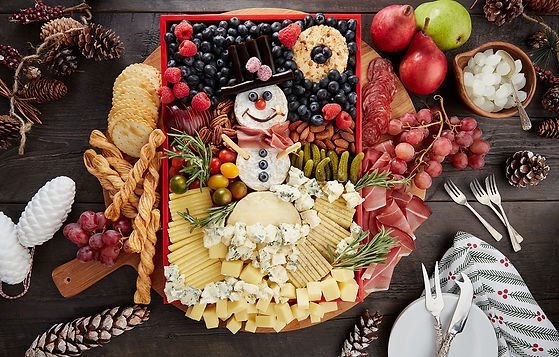 Saison des Fêtes: Des planches apéro créatives - Trois chefs-d'oeuvre fromagés à réaliser avec Castello