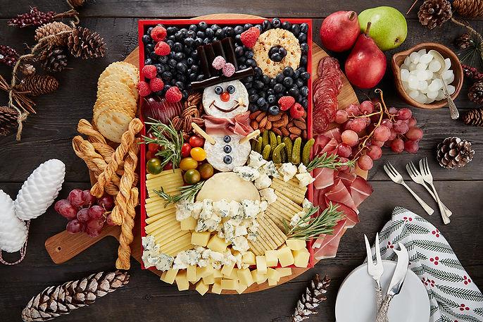 Planche de fromages Castello_Frosty