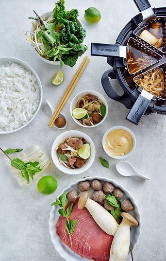 Fondussimo - La Vietnamienne
