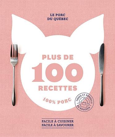 Le porc du Québec_plus de 100 recettes 1