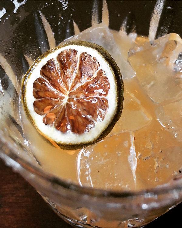 Mayfair Saffron Sour