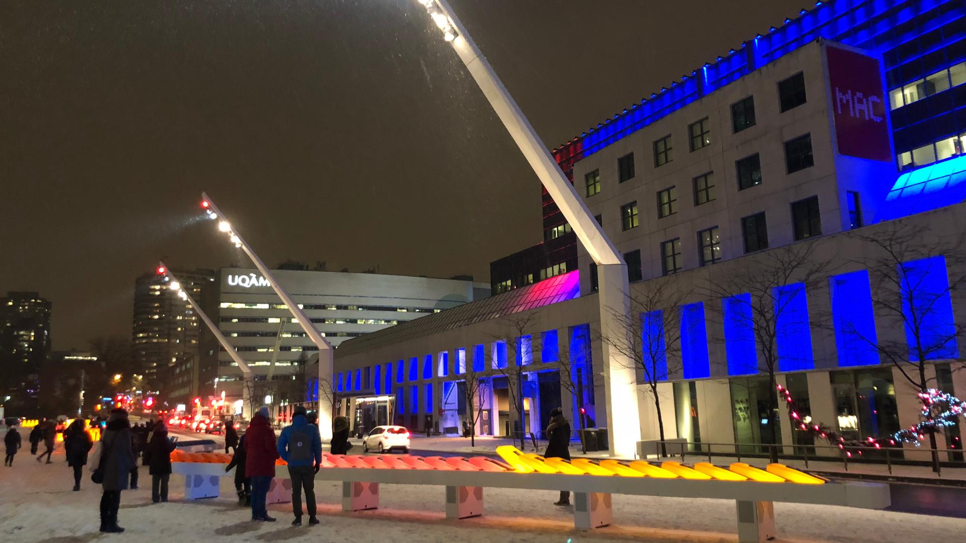 Luminothérapie Montréal_effet domino