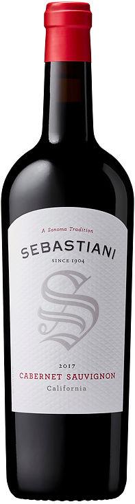 Sebastiani cabernet sauvignon - 2017