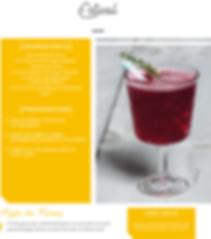 Fanny Gauthier - Cocktail: Estival