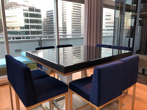 W Montréal - Suite Extrême Wow - Table