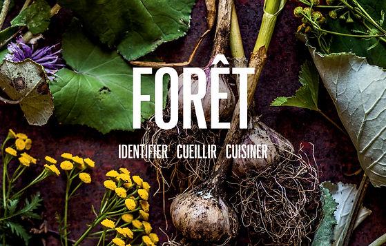 Forêt - Un ouvrage cultivé, sauvage et poétique