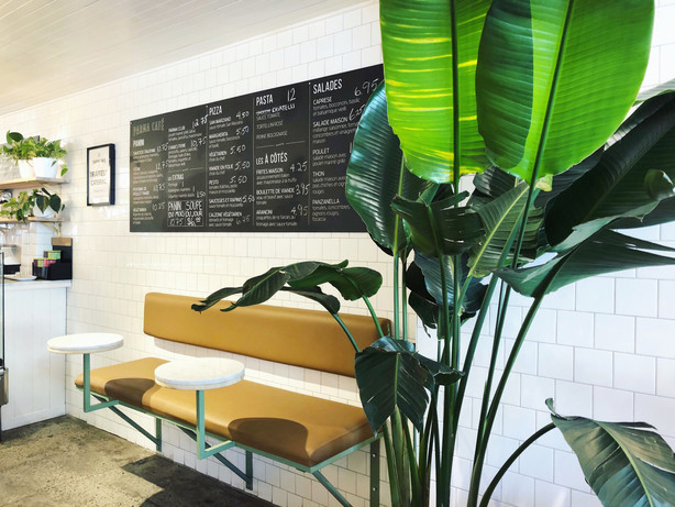 Le Parma Café Jean-Talon