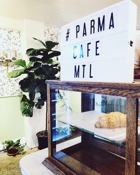 Parma Café Jean-Talon