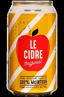 Verger Hemmingford_Le Cidre Original