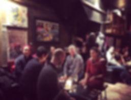 Tribute bar éphémère