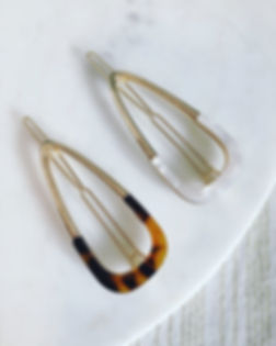 Barrettes Horace Jewelry