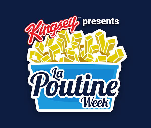 Logo La Poutine Week 2018
