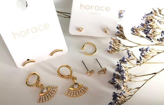 #achatlocal - Horace Jewelry - Rafraîchir sa collection de bijoux d'oreilles