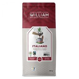 Café William Spartivento_Italiano