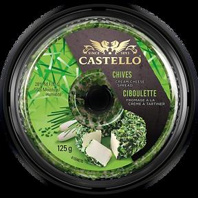 Castello_Fromage à la crème aux herbes