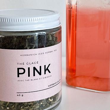 Herbanica_Thé glacé Pink