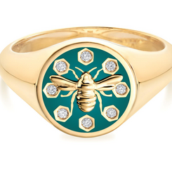 Birks Bee Chic - Enamel collection