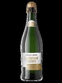 L'Héritage Artois - Un clin d'oeil à l'héritage du célèbre maître brasseur