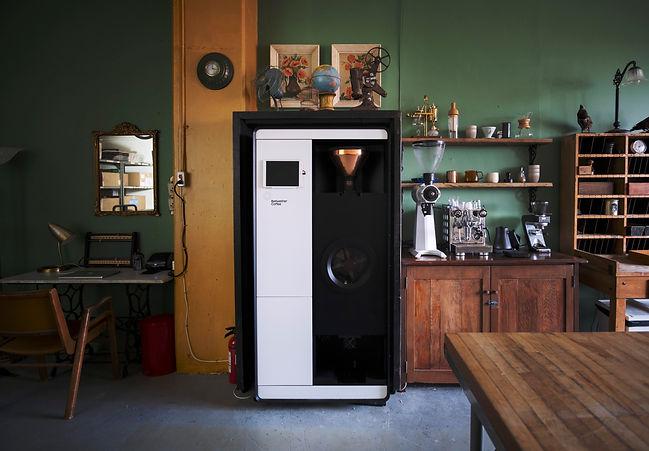 Café Binocle_Machine Bellwether