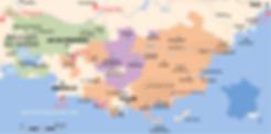 Carte Vins de Provence rosé