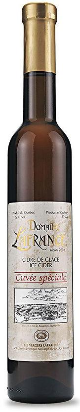 Domaine Lafrance_Cidre de glace – Cuvée spéciale