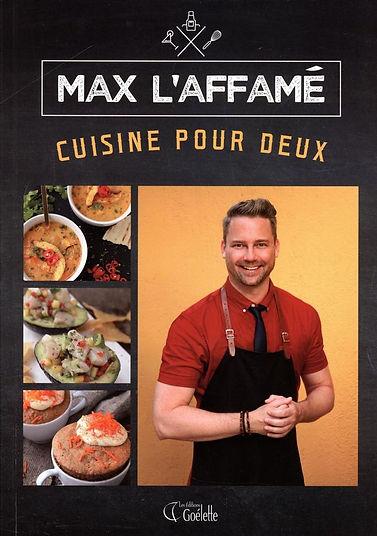 Maxime Girard-Tremblay - Max l'affamé-Cu