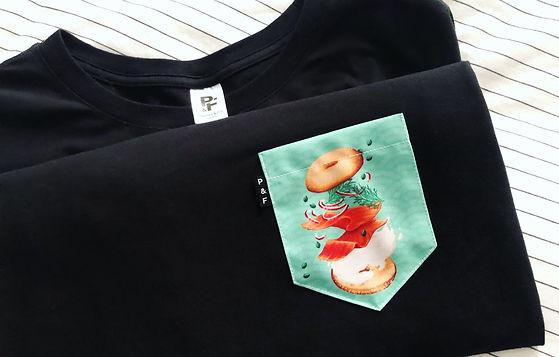 Poches & Fils : A\H 2019 - On aime les nouvelles poches inspirées par la bouffe