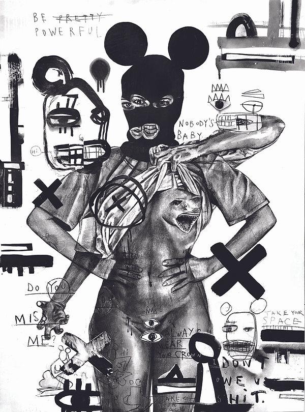 Miss Me - Portrait of a Vandal