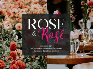 Rose & Rosé