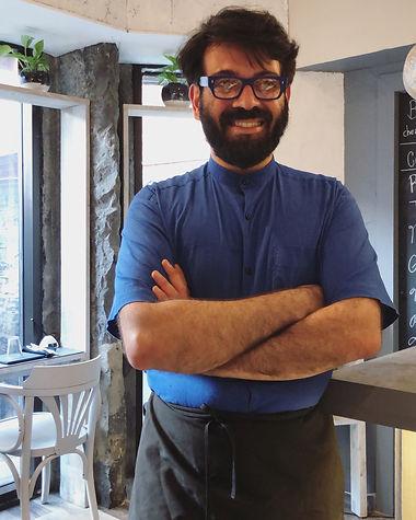Reza Azarpoor - Chef du Buddha