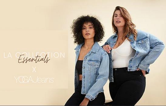 Yoga Jeans lance sa collection d'Essentials - Des modèles indispensables, confortables et faits ici