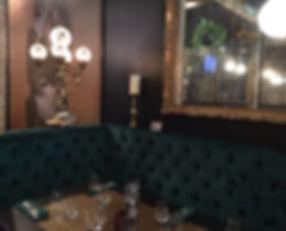 Bistro Licence IV Banquette