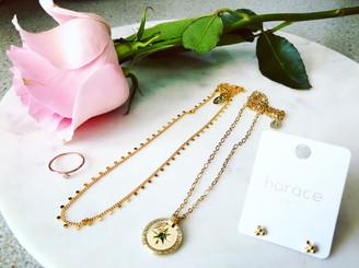 Offrir Horace Jewelry - Notre sélection: 4 de nos bijoux coups de cœur