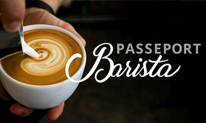 Le Passeport Barista - Pour les amateurs de découvertes caféinées