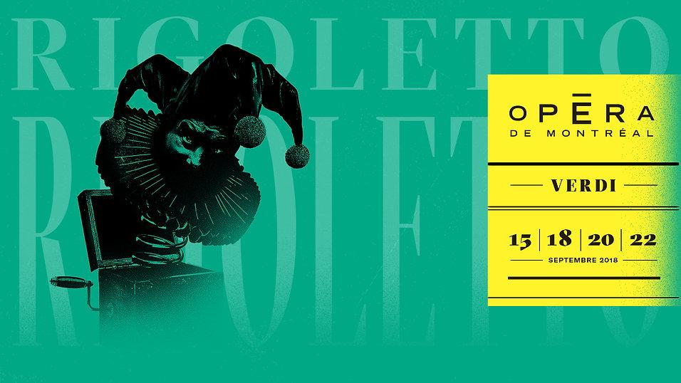 L'Opéra de Montréal lance sa saison avec Rigoletto