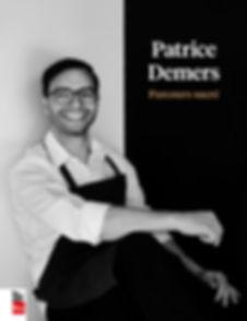Patrice Demers - Parcours sucré