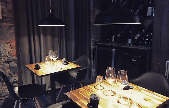 Chef's Table - Une expérience gustative en 7 services