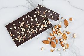 Kétolat_ Barre de chocolat Kéto Amande