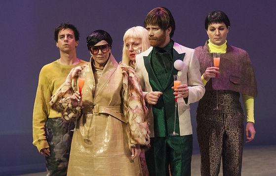Octobre, riche en activités culturelles à Montréal - PARTIE 1 - Théâtre